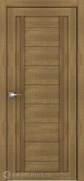 Межкомнатная дверь Дверной вопрос Life ПДГ 2122 Вельвет Орех