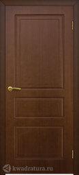 Межкомнатная дверь Матадор Либра ДГ мореный дуб