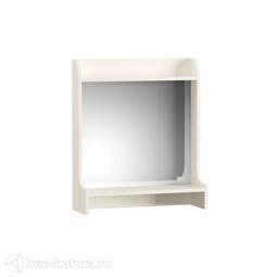 Полка Mobi Ливерпуль с зеркалом 10.118