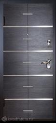 Дверь входная металлическая Конструктор М-7