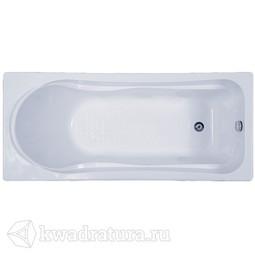 Акриловая ванна Бас Мальта 170*75 БЕЗ ГИДРОМАССАЖА