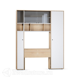 Стол с системой хранения Mobi Микс 12.93