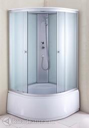 Душевая кабина Niagara NG-2309 матовая 100*100 см