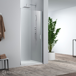 Душевая дверь ODA 070 70*195 см без поддона