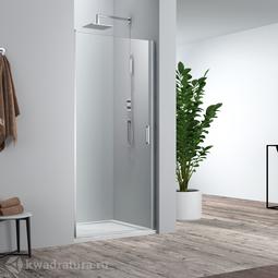 Душевая дверь ODA 080 80*190 см без поддона