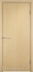 Финская дверь OLOVI Беленый дуб без притвора с фурнитурой