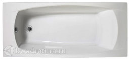 Акриловая ванна MarkaONE PRAGMATIKA 173-155*75