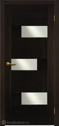 Межкомнатная дверь Матадор Руно 2 венге люкс