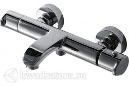 меситель-термостат для ванны и душа BRAVAT WATERFALL F673114C-01A-RUS