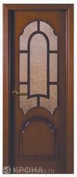 Межкомнатная дверь Крона Соната Макоре СТ