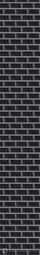 Стеновая панель ПВХ ПанельПласт Чёрный Кабанчик фон