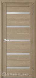 Межкомнатная дверь Фрегат (ALBERO) T-2 лиственница латте
