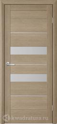 Межкомнатная дверь Фрегат (ALBERO) T-4 лиственница латте