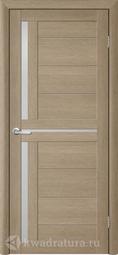 Межкомнатная дверь Фрегат (ALBERO) T-5 лиственница латте