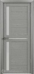 Межкомнатная дверь Фрегат (ALBERO) T-5 ясень дымчатый