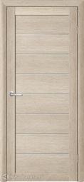 Межкомнатная дверь Фрегат (ALBERO) T-1 акация кремовая с/о мателюкс