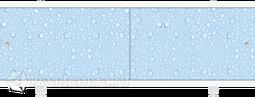 Экран под ванну Метакам Ультра Капли 150, 170 см
