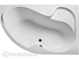 Акриловая ванна MarkaONE Aura 160*105 левая/правая