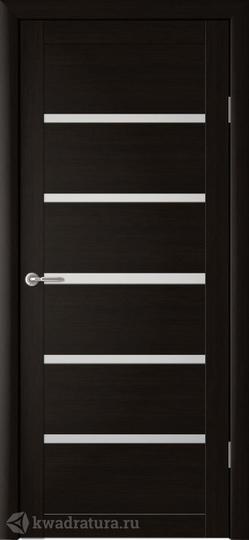 Межкомнатная дверь ALBERO (Фрегат) Вена с/о Кипарис Темный