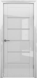 Межкомнатная дверь Фрегат Вена Глянец белый