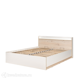 Кровать Mobi Веста 2-спальная 1600*2000 мм 11.13