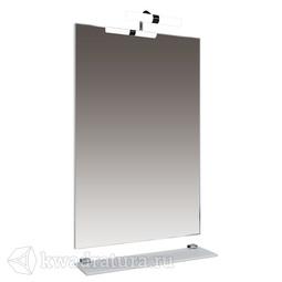 Зеркало Triton Диана 50 с подсветкой с полочкой