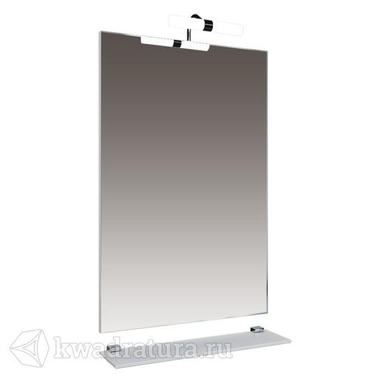 Зеркало Triton Диана 65 с подсветкой с полочкой