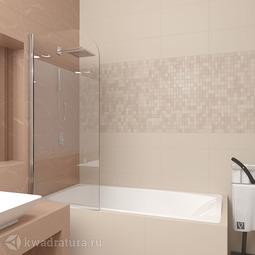 Шторка для ванны Veconi PL-80 PL80-70-01-19C1 70 см